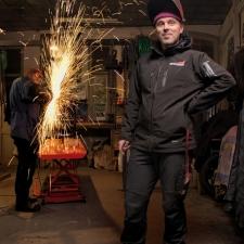 1212: Alex (Metalworker)