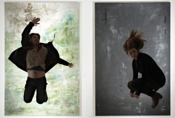 1213: Christian Bazant-Hegemark (Painter) + Rosina (Designer)