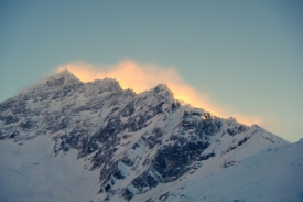 Scapes 24: Alpine Sunset