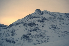 Scapes 25: Alpine Sunrise