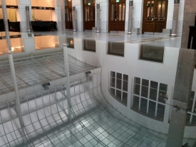 Scapes 28: Otto Wagner Postsparkasse II