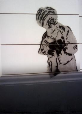 Gun Gran Vandalism
