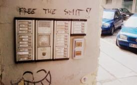 Shit Vandalism