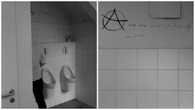 Loo Vandalism