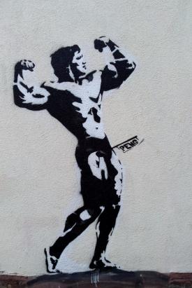 Peng Vandalism