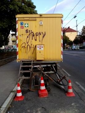 Birthday Vandalism II