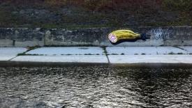 Wurst Vandalism III: Banana