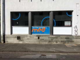 Siegen Vandalism