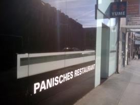 Panic Vandalism