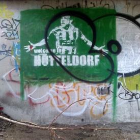 Welcome Vandalism